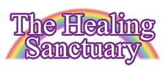 The Healing Sanctuary logo